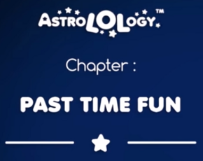 Chapter 18 - Past Time Fun