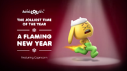 The Jolliest Time of The Year 12 - A Flaming New Year