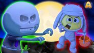 AstroLOLogy - Mummy VS Zombie Preview Card 1
