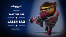 Past Time Fun 07 - Laser Tag