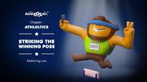 AthLOLtics 07 - Striking the Winning Pose