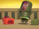Bomberwoman Pisces