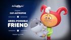 Cat-astrophe 03 - (Aaron)-ponsible Friend