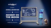 Animal Adventure 01 - Monkey on The Moon