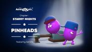 Starry Nights 05 - Pinheads