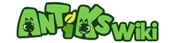 Antiks Wiki Wordmark 2