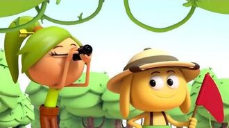 AstroLOLogy Exploring the Safari Chapter Holiyay! Compilation Cartoons for Kids