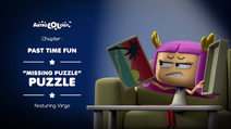 Past Time Fun 08 - 'Missing Puzzle' Puzzle