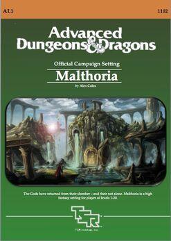 Malthoria Cover