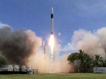 Spacex-liftofftoorbit