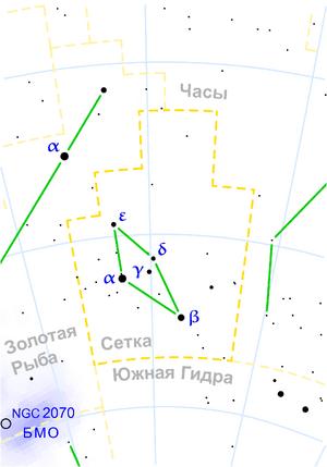 Reticulum constellation map ru lite