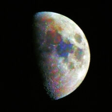 Moon in color 23062007 225849