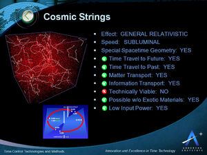 Cosmic-strings-characteristics