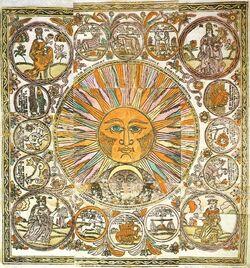 Lubok zodiac