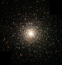 A Swarm of Ancient Stars - GPN-2000-000930