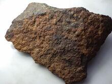 Meteorite Sukhoj Liman. Ukraine