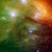 Pleiades Spitzer big
