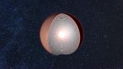 Dyson sphere in cutaway