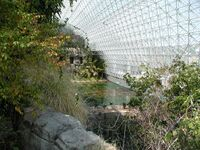 Biosphere2 Inside big