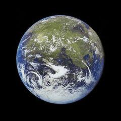 Prawdopodobny wygląd Marsa po ogrzaniu jego atmosfery do ziemskich temperatur