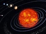 Міжпланетний простір