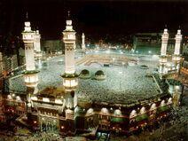 Kaaba back