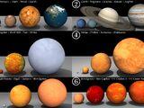 Список найбільших зірок
