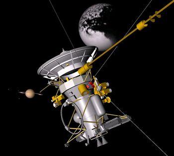Cassiniv2 jack