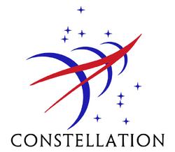 Constellation logo white
