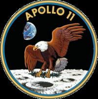 201px-Apollo 11 insignia