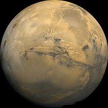 250px-Mars Valles Marineris