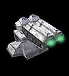 Battle laser