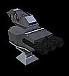 Quad bay launcher