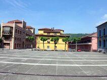 Plaza Mayor-Trubia