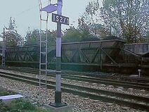 Estación tren de carbón-Trubia