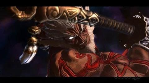 Asura's Wrath - First 30 minutes
