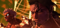 Asura and Yasha face off against Vlitra
