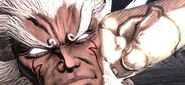 Asuras Wrath-asura vs augus