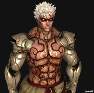 Asura wrath asura metal hands by mrgameboy2011-d4xzi4e