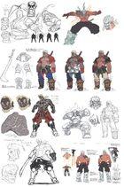 Asura early design3