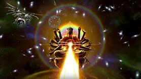 Asura's Wrath Golden Chakravartin 2