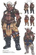 Asura early design2