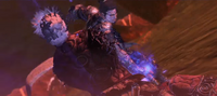 Asura is killed by Yasha