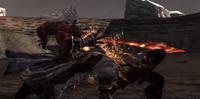 Asura kills his former mentor Augus