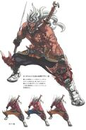 Asura early design1