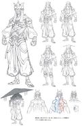 Yasha early design3