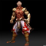 Asura-Guardian General Outfit