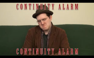 Conitnuity alarm