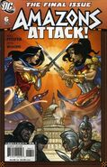 Amazons Attack! 6
