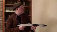 Linkara new gun